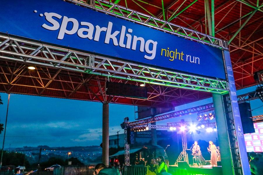 Últimos dias para aproveitar condições do primeiro lote de inscrições da Sparkling Night Run