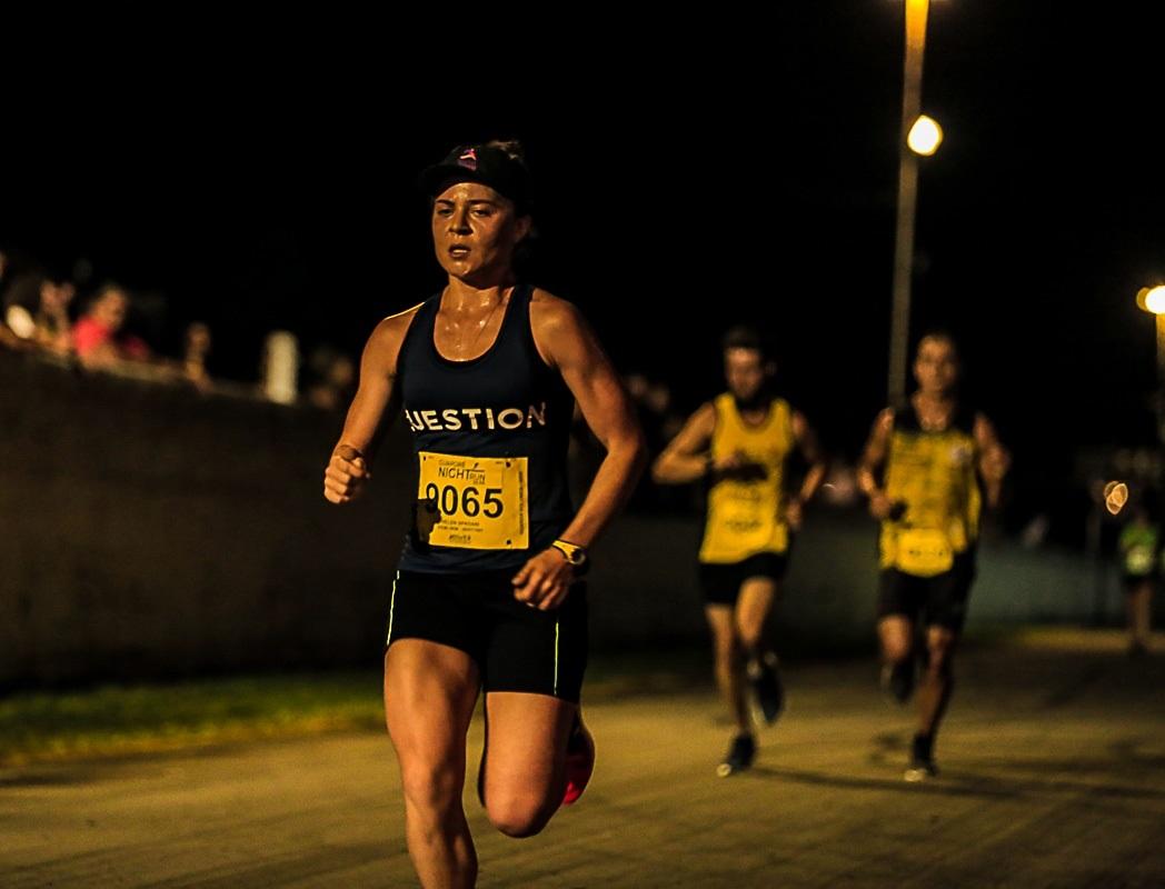 Atletas da Sparkling Night Run adaptam rotina de treinos durante a quarentena