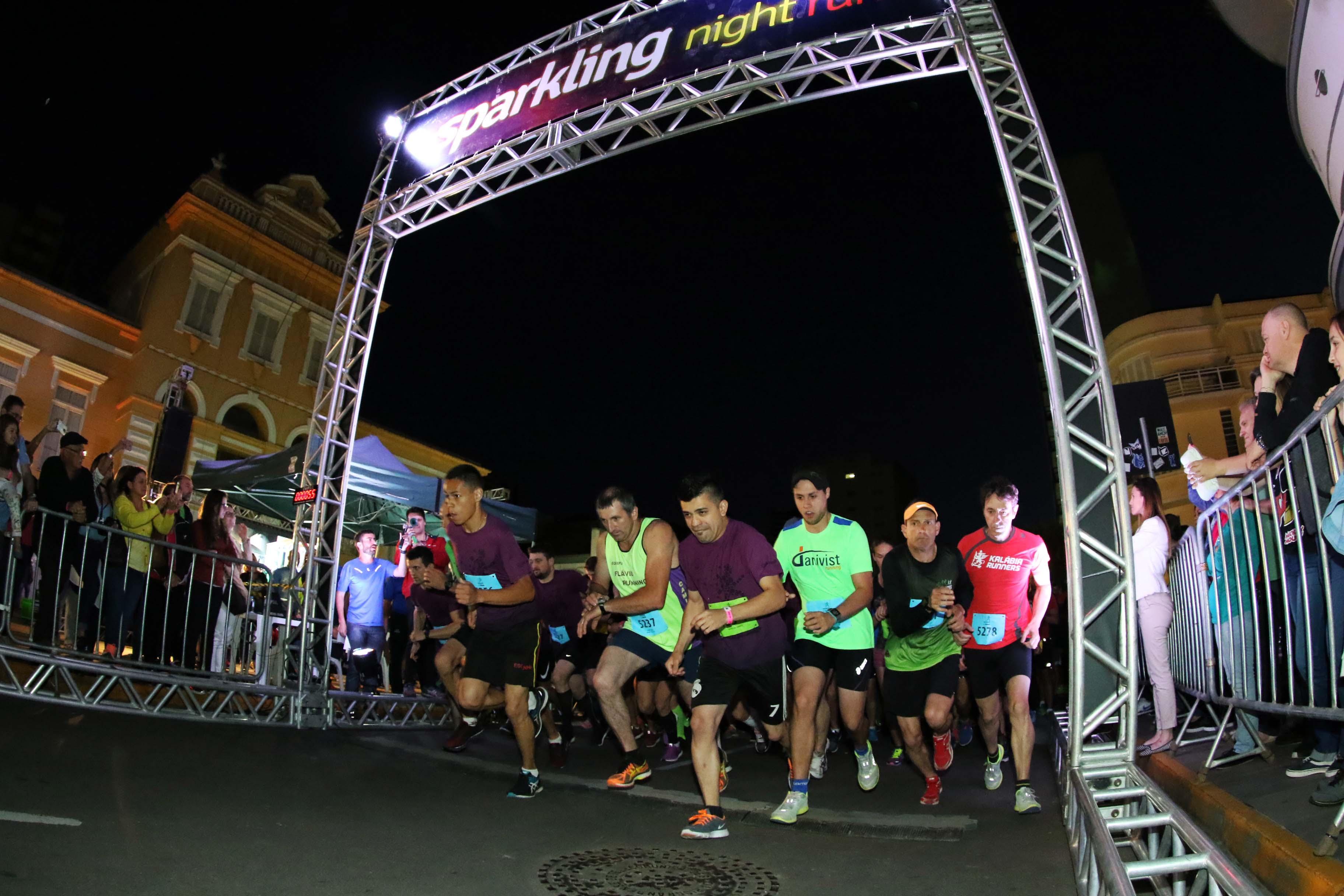 Sparkling Night Run abre último lote de inscrições